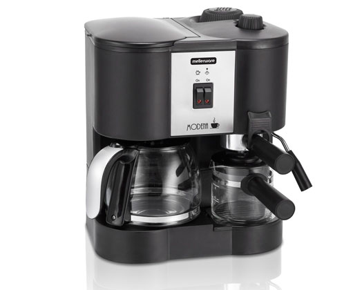 "Coffee Machine 3 IN 1 1700W ""Modena"""