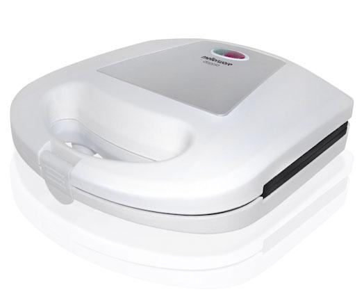 White Doppio Sandwich Toaster
