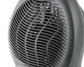 Graphite Floor Fan Heater