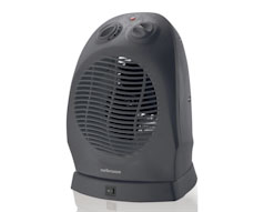 2000W Graphite Oscillating Fan Heater