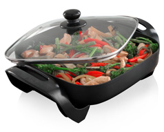Odiseo 1500W Electric Frying Pan