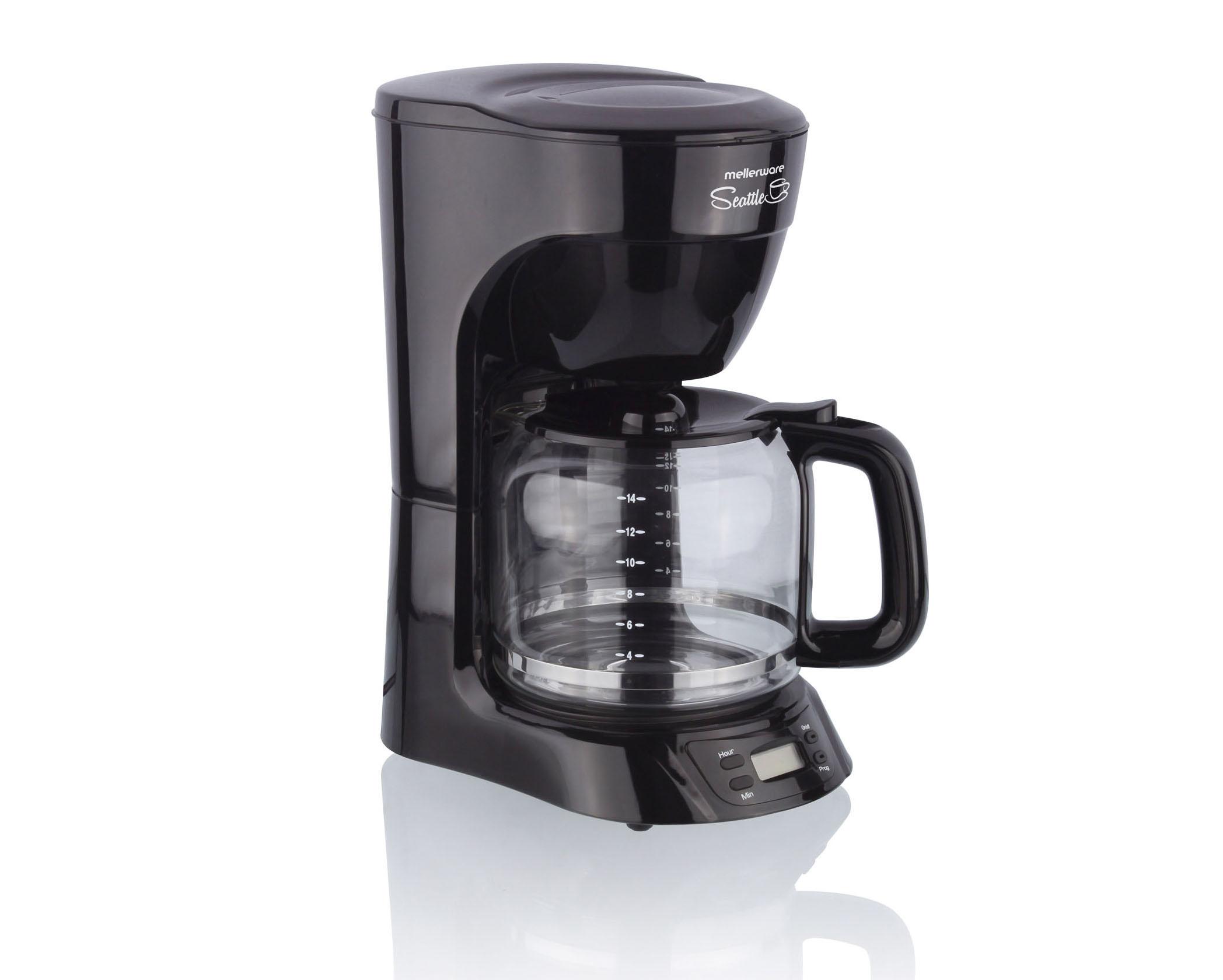 Seattle Drip Digital Filter Coffee Machine