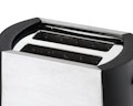 Vesta 2 Slice Steel Toaster
