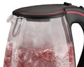 Red Vision II Concealed Glass Kettle