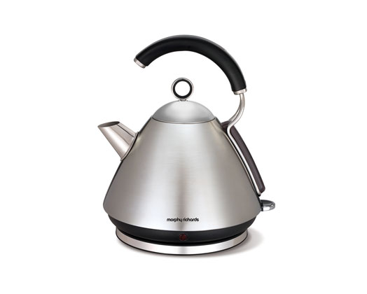 Brushed Accents Kettle