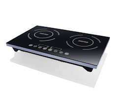 Smart Cook Double Induction Cooker