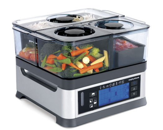 Intellisteam 1600w  LCD Display Steamer
