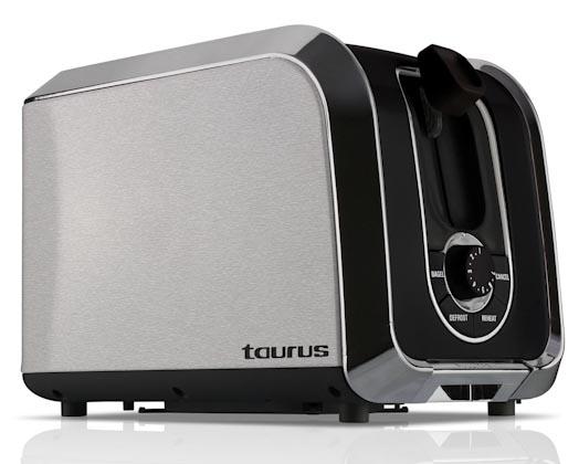 Tostadora Estilo Stainless Steel Toaster