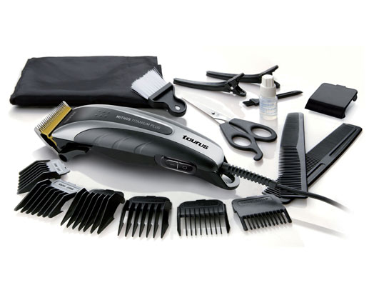 Methos Titanium Plus Hair Clipper