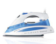 Zaffiro 2800W Stainless Steel Steam Iron